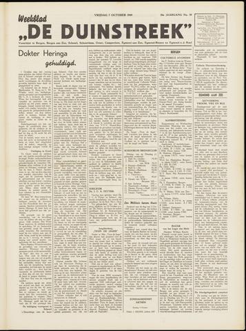 De Duinstreek 1949-10-07