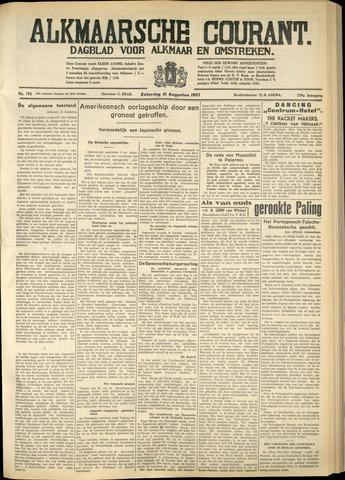 Alkmaarsche Courant 1937-08-21