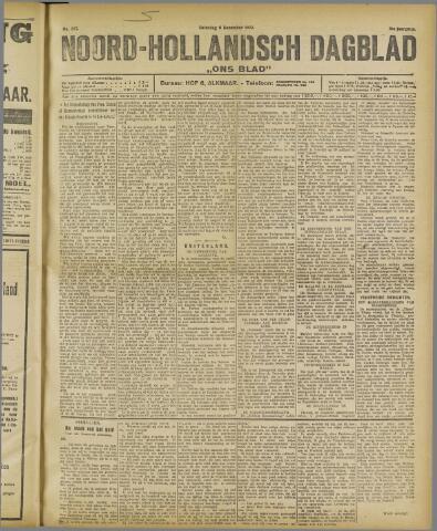 Ons Blad : katholiek nieuwsblad voor N-H 1922-12-09