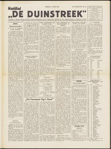 De Duinstreek 1950-06-16