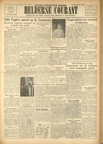 Heldersche Courant 1949-11-17