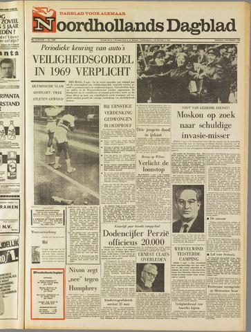 Noordhollands Dagblad : dagblad voor Alkmaar en omgeving 1968-09-03