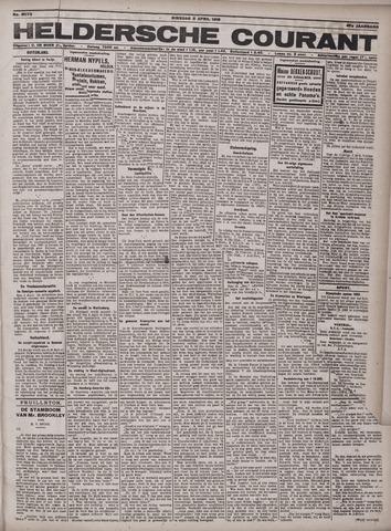 Heldersche Courant 1919-04-08