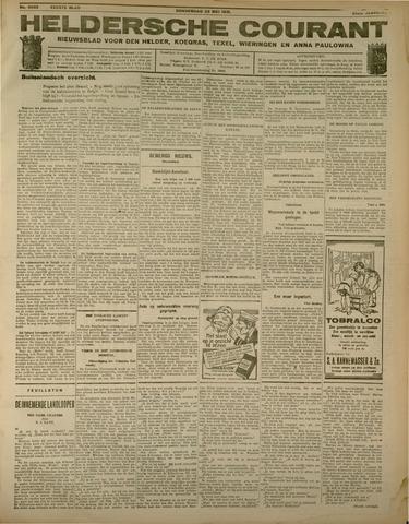 Heldersche Courant 1931-05-28