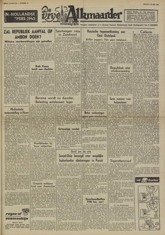 De Vrije Alkmaarder 1950-05-19