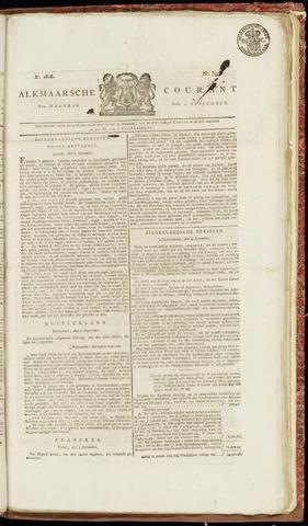 Alkmaarsche Courant 1826-09-11