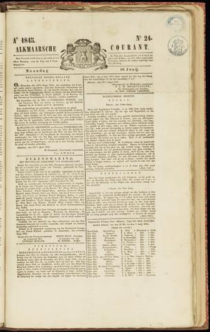 Alkmaarsche Courant 1845-06-16