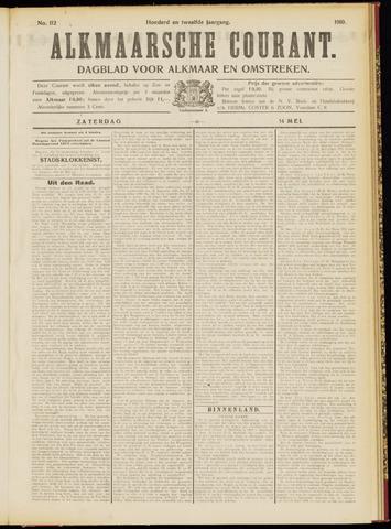 Alkmaarsche Courant 1910-05-14