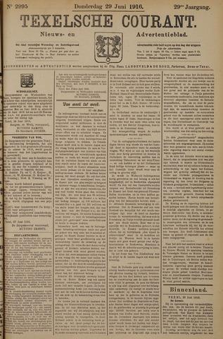 Texelsche Courant 1916-06-29