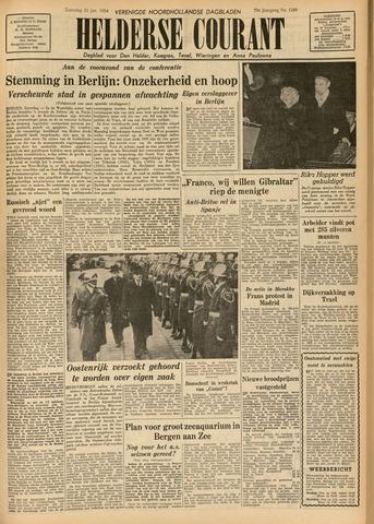 Heldersche Courant 1954-01-23