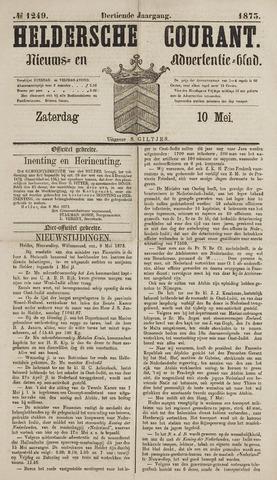 Heldersche Courant 1873-05-10