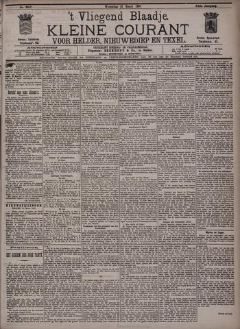 Vliegend blaadje : nieuws- en advertentiebode voor Den Helder 1897-03-31