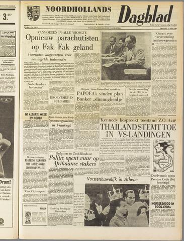 Noordhollands Dagblad : dagblad voor Alkmaar en omgeving 1962-05-15