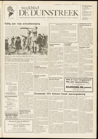 De Duinstreek 1970-04-09