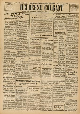 Heldersche Courant 1948-03-11