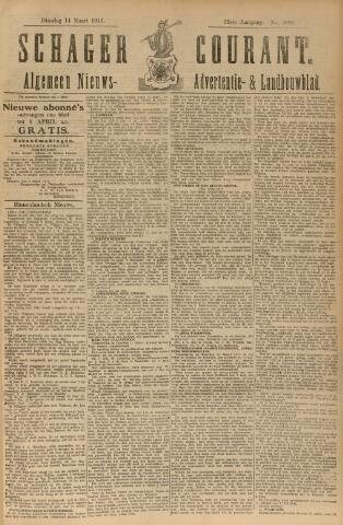 Schager Courant 1911-03-14