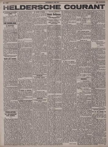 Heldersche Courant 1917-06-09