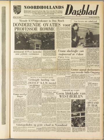 Noordhollands Dagblad : dagblad voor Alkmaar en omgeving 1959-03-09