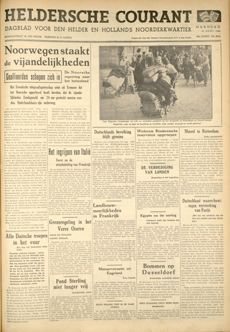 Heldersche Courant 1940-06-10
