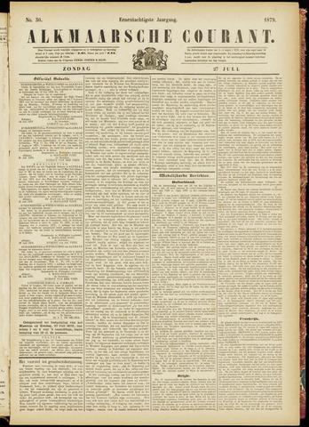 Alkmaarsche Courant 1879-07-27