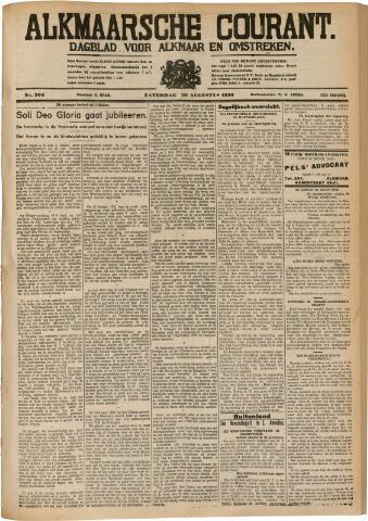 Alkmaarsche Courant 1930-08-30