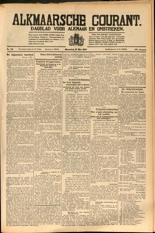 Alkmaarsche Courant 1937-05-10