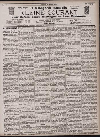 Vliegend blaadje : nieuws- en advertentiebode voor Den Helder 1903-08-15