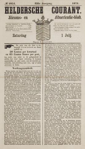 Heldersche Courant 1871-07-01