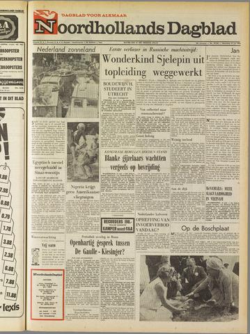 Noordhollands Dagblad : dagblad voor Alkmaar en omgeving 1967-07-12