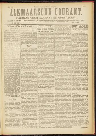 Alkmaarsche Courant 1917-06-22