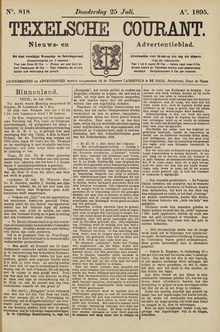 Texelsche Courant 1895-07-25