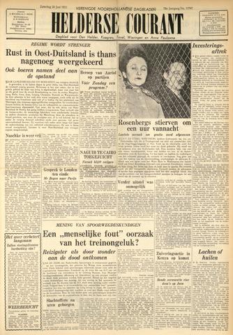 Heldersche Courant 1953-06-20