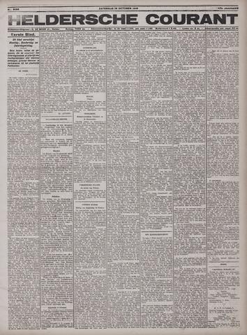 Heldersche Courant 1919-10-18