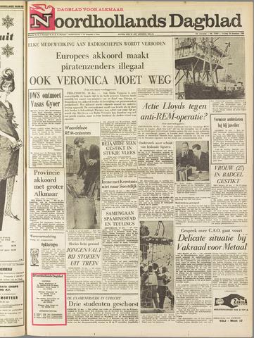 Noordhollands Dagblad : dagblad voor Alkmaar en omgeving 1964-12-18