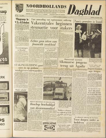 Noordhollands Dagblad : dagblad voor Alkmaar en omgeving 1960-03-18