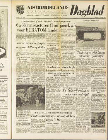 Noordhollands Dagblad : dagblad voor Alkmaar en omgeving 1958-06-24