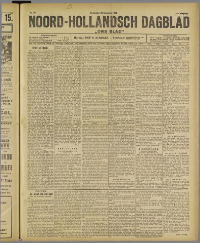 Ons Blad : katholiek nieuwsblad voor N-H 1922-12-28