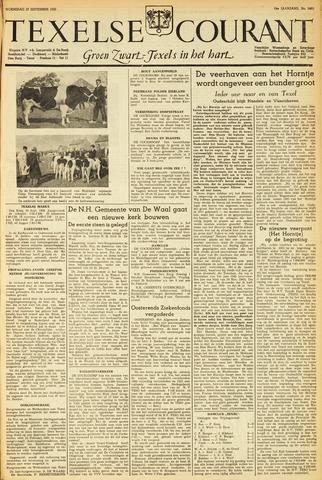 Texelsche Courant 1950-09-27