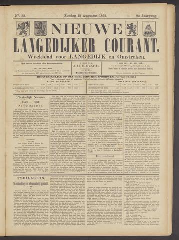 Nieuwe Langedijker Courant 1893-08-13