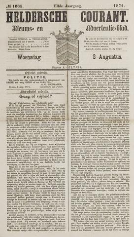 Heldersche Courant 1871-08-02