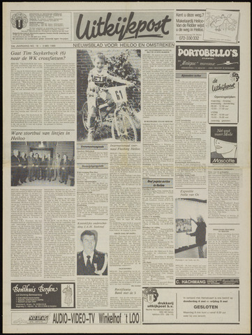 Uitkijkpost : nieuwsblad voor Heiloo e.o. 1989-05-03