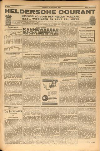 Heldersche Courant 1928-10-20