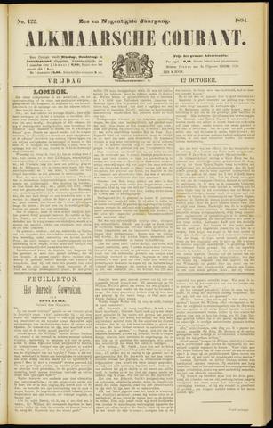Alkmaarsche Courant 1894-10-12