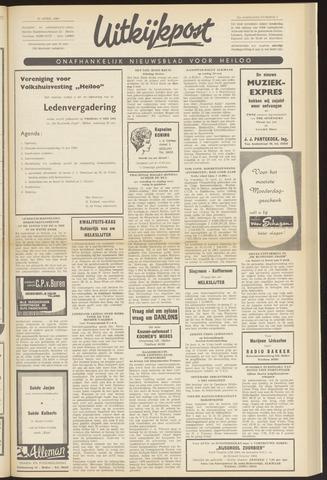 Uitkijkpost : nieuwsblad voor Heiloo e.o. 1964-04-30