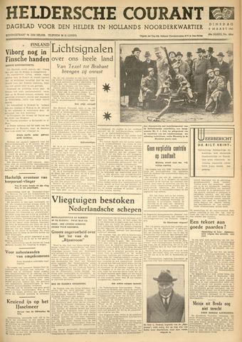 Heldersche Courant 1940-03-05