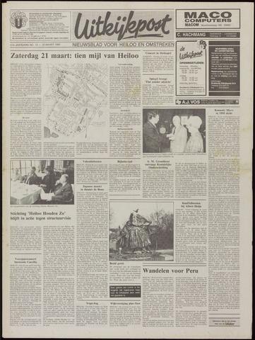 Uitkijkpost : nieuwsblad voor Heiloo e.o. 1992-03-18
