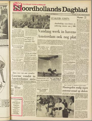 Noordhollands Dagblad : dagblad voor Alkmaar en omgeving 1963-10-23