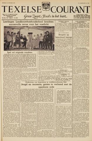 Texelsche Courant 1963-10-22