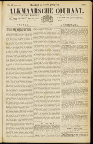 Alkmaarsche Courant 1899-02-05
