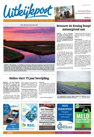 Uitkijkpost : nieuwsblad voor Heiloo e.o. 2020-01-22